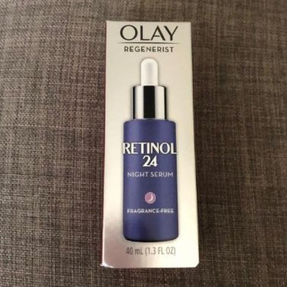 Regenerist Retinol 24 Night Facial Serum  by Olay #16
